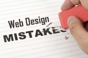 اشتباهات متعارف در پروژه های طراحی سایت