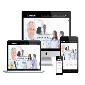 طراحی وب سایت کلینیک پزشکی