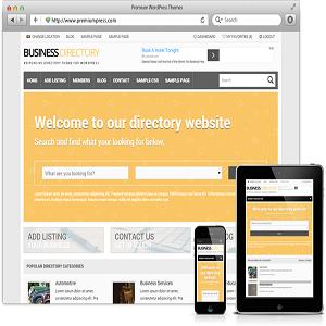 طراحی سایت دایرکتوری