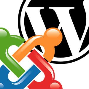 طراحی سایت با جوملا یا وردپرس