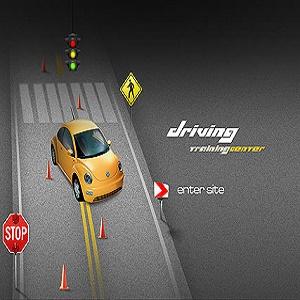 طراحی سایت آموزشگاه رانندگی