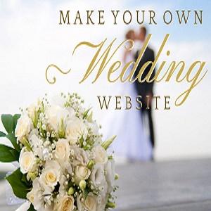 طراحی سایت تشریفات مجالس عروسی